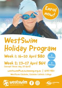 WestSwim Holiday Program